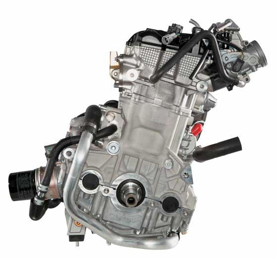 2013 1100 engine for Arctic Cat snowmobiles