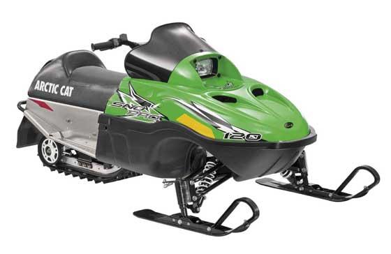 2013 Arctic Cat 120 snowmobile