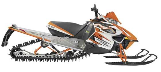 2013 Arctic Cat M800 Sno Pro snowmobile