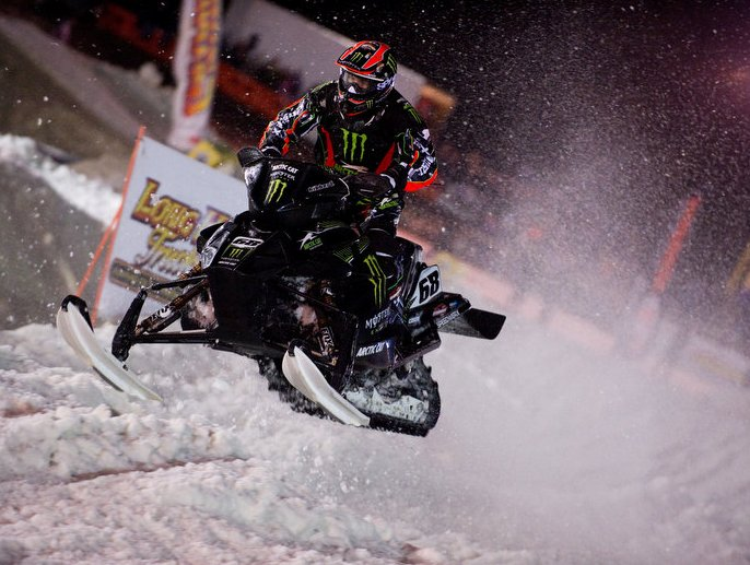 Team Monster Energy/Arctic Cat's Tucker Hibbert wins again