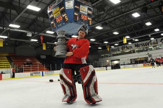 Arctic Cat Cup Hockey Night
