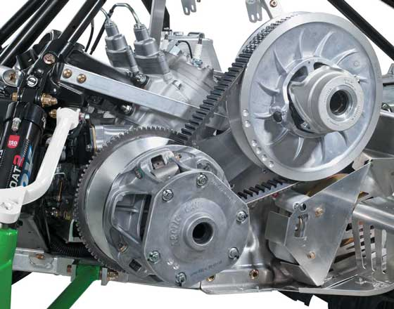 2013 Arctic Cat Snowmobile Clutches