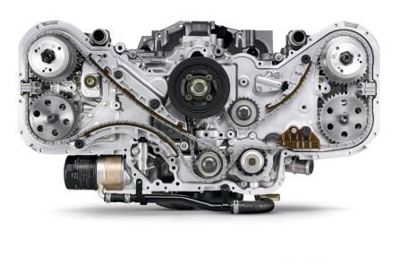 3 Stroke Sel Snowmobile Engine