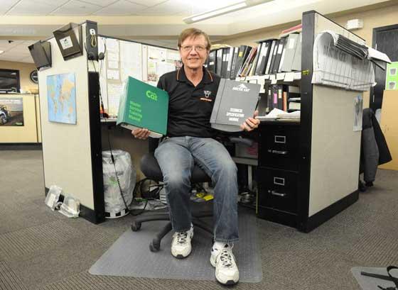 Arctic Cat Service Technician, Dean Lawrenz
