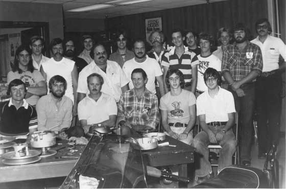Arctic Cat Service Seminar from 1978