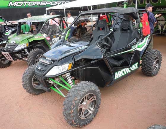 D&P Performance Arctic Cat Wildcat