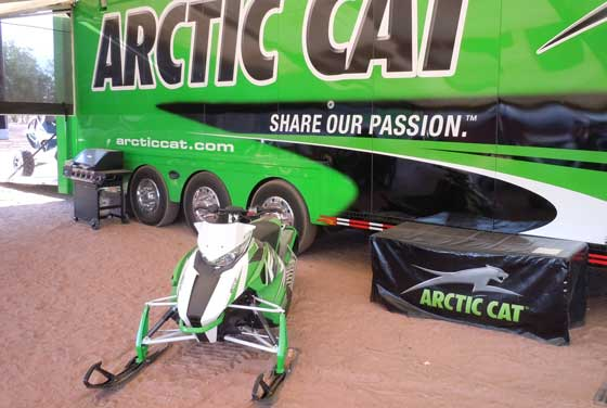 Rally on the Rocks and Arctic Cat Wildcat UTV