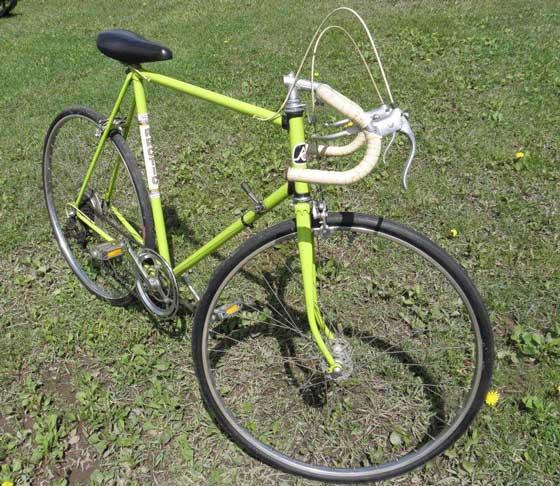 Vintage Arctic Cat bicycle
