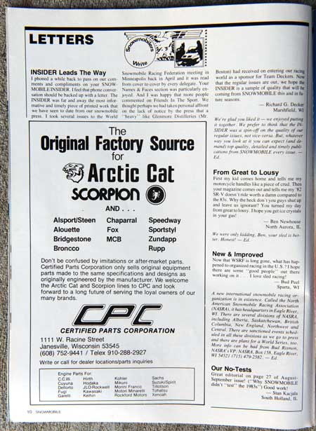 CPC Revisited: Arctic Cat History image by ArcticInsider.com