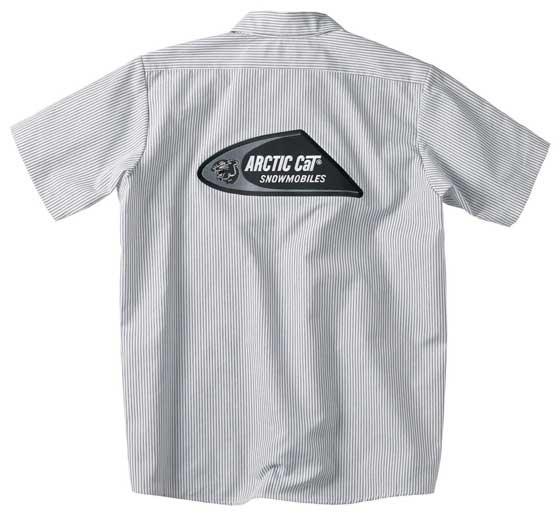 2013 Arctic Cat Retro Shop Shirt