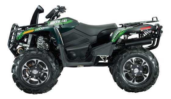 arcticinsider what 39 s new the 2013 arctic cat atv and. Black Bedroom Furniture Sets. Home Design Ideas