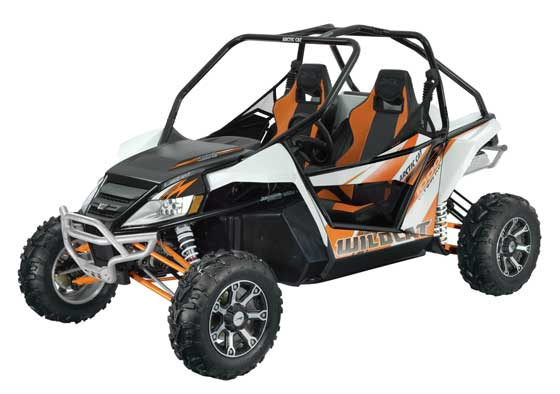 What Is A Side By Side >> Arcticinsider What S New The 2013 Arctic Cat Atv And Side