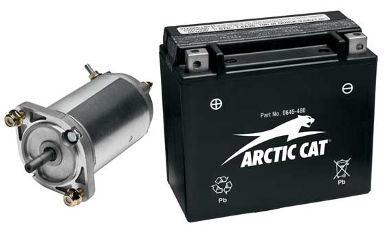 Arctic Cat Electric Start Kit for 2012 and 2013 ProCross and ProClimb