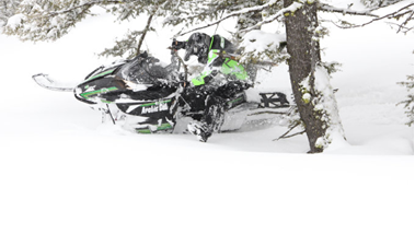 Amber Holt, Backcountry Basics and Arctic Cat