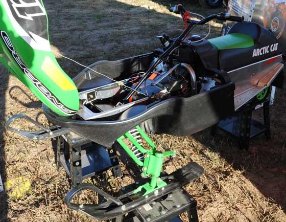 Briggs & Stratton 206 Race Engine