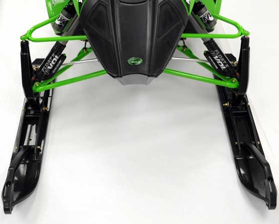 2013 Arctic Cat Sno Pro 600 Race Sled photo by ArcticInsider.com