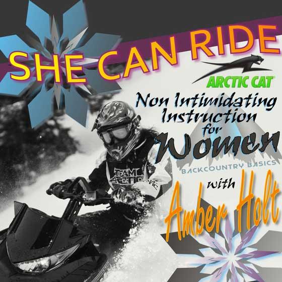 She Can Ride Clinics
