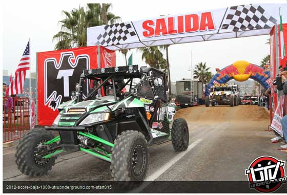 Arctic Cat Wildcat at Baja 1000 by UTVUnderground