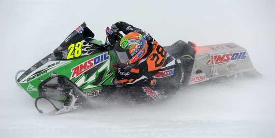 DRIFT Racing athlete, World Champ P.J. Wanderscheid