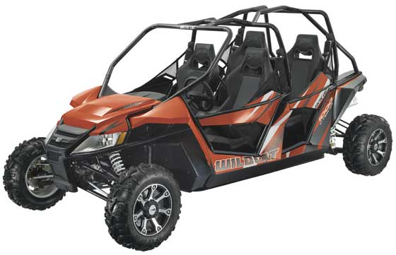 2013 Arctic Cat Wildcat 4 1000 UTV