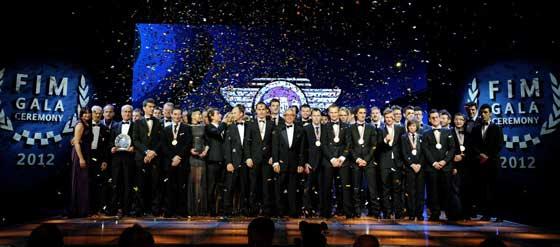 FIM World Champions banquet