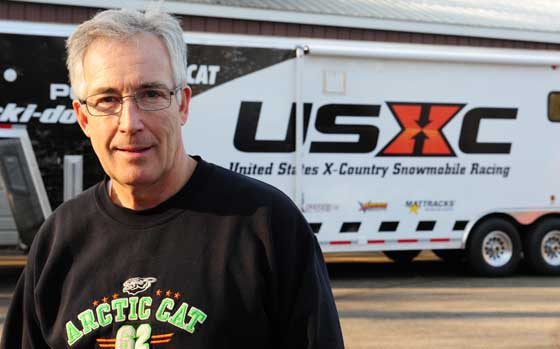 USXC owner Brian Nelson