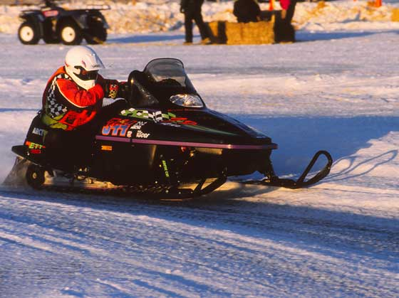Team Arctic Cat's Bryan Dyrdahl