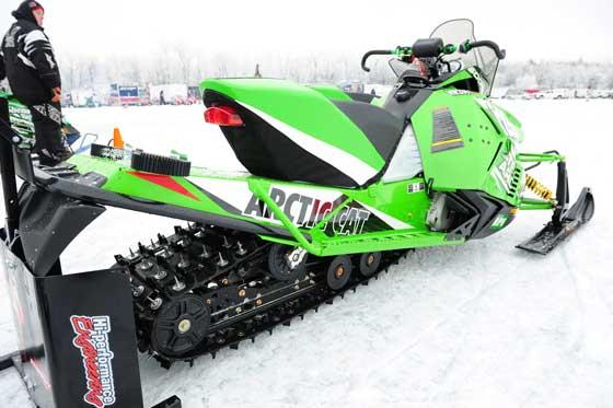 Arctic Cat Sno Pro 600 Pro Cross XC by ArcticInsider.com