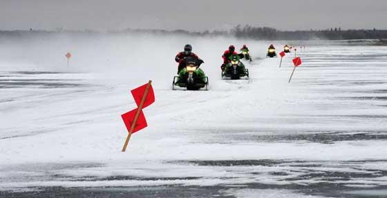USXC racing at Pine Lake, photo by ArcticInsider.com