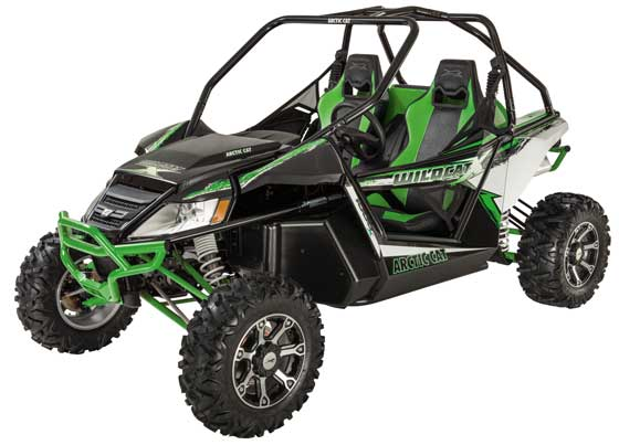 2013.5 Arctic Cat Wildcat 1000 X