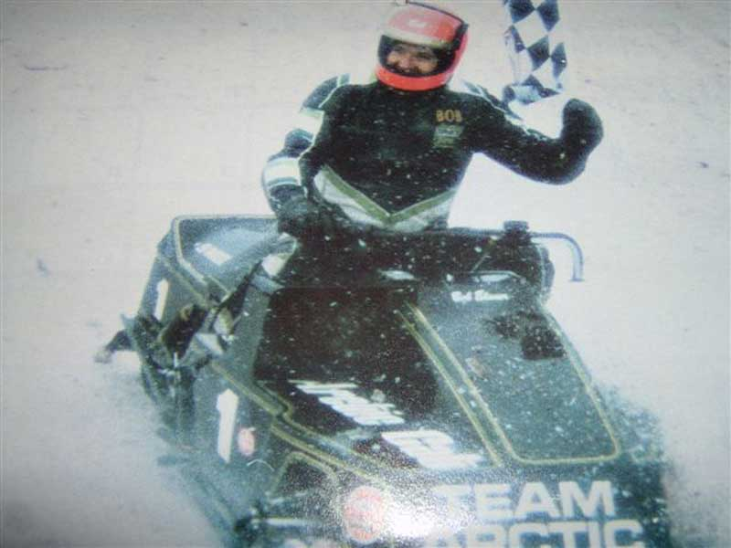 Bob Elsner wins the 1979 Eagle River World Championship for Team Arctic.