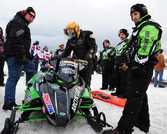 Moyle Racing team at Eagle River