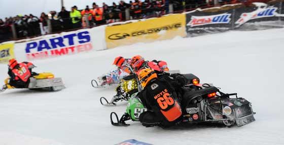 2-time World Champ Gary Moyle of Team Arctic. Photo by ArcticInsider.com