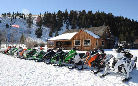 Riding with the Arctic Cat Mountain Test Team