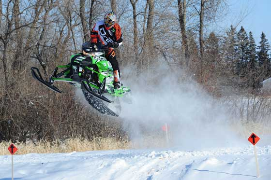 Team Arctic Cat & Christian Bros. pro, Ryan Simons by ArcticInsider.com
