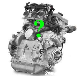 Which Yamaha engine for Arctic Cat snowmobiles?