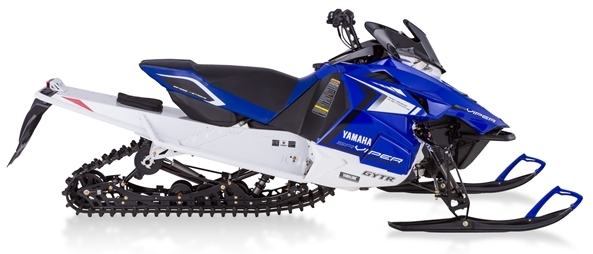 2014 Yamaha snowmobile built by Arctic Cat