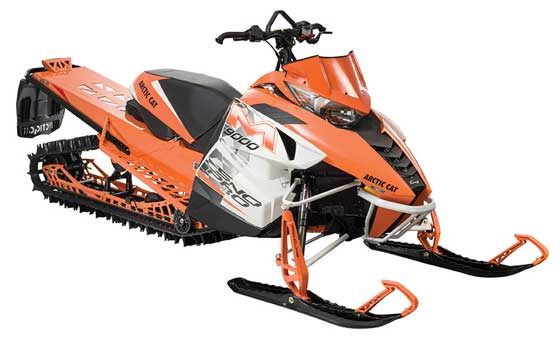 2014 Arctic Cat M9000 snowmobile