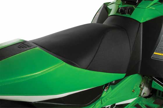 2014 Arctic Cat ZR and XF seat