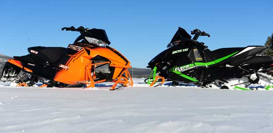 2014 Arctic Cat ZR 6000 & ZR 7000 by ArcticInsider.com