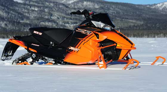 2014 Arctic Cat ZR 7000 Sno Pro LTD by ArcticInsider.com