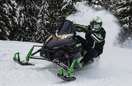2014 Arctic Cat ZR 6000