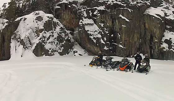 Ross Spoonland rode 10,294 miles on his 2013 Arctic Cat CrossTour