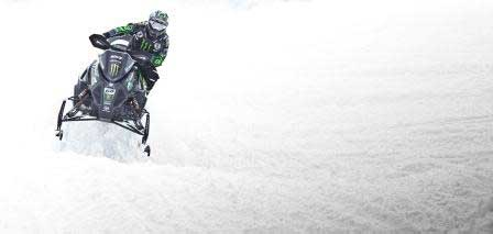 Team Monster/Arctic Cat 2013 Pro Champ Tucker Hibbert.