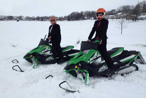 May 2 snowstorm brightens prom prospects in SE Minnesota