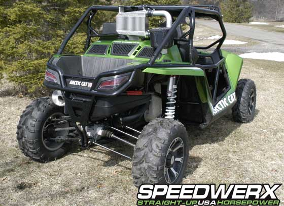 Speedwerx Supercharger kit for Arctic Cat Wildcat 1000i HO