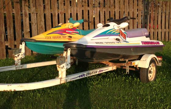 Arctic Cat Tigersharks for sale in TRF