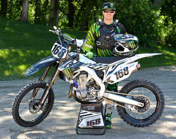 Tucker Hibbert's 2013 Summer of AMA Motocross