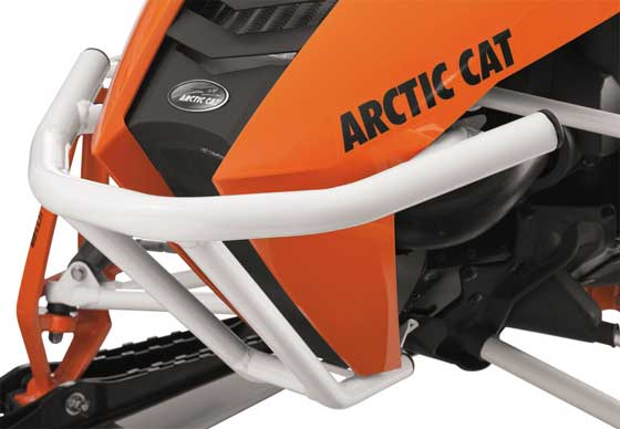 Arctic Cat ProClimb front bumper snowmobile accessory