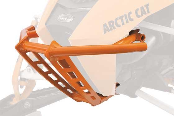 Arctic Cat ProCross front snowmobile bumper accessory